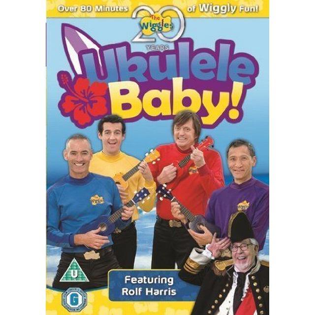 The Wiggles - Ukulele Baby [DVD] [2011]